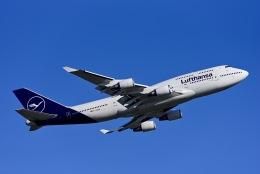 航空フォト:D-ABVM ルフトハンザドイツ航空 747-400