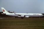 tassさんが、成田国際空港で撮影した中国国際航空 A340-313Xの航空フォト(写真)