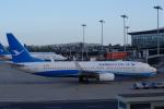 JA8037さんが、杭州蕭山国際空港で撮影した厦門航空 737-85Cの航空フォト(写真)