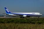 tassさんが、仙台空港で撮影した全日空 767-381の航空フォト(飛行機 写真・画像)