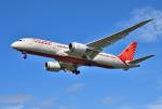 mojioさんが、成田国際空港で撮影したエア・インディア 787-8 Dreamlinerの航空フォト(飛行機 写真・画像)