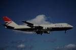 tassさんが、成田国際空港で撮影したブリティッシュ・エアウェイズ 747-136の航空フォト(写真)
