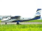 otromarkさんが、八尾空港で撮影した第一航空 DHC-6-400 Twin Otterの航空フォト(写真)