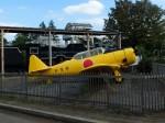 Smyth Newmanさんが、鎌ヶ谷市政記念公園で撮影した海上自衛隊 SNJ-5 Texanの航空フォト(写真)