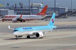 yabyanさんが、中部国際空港で撮影した大韓航空 A220-300 (BD-500-1A11)の航空フォト(飛行機 写真・画像)