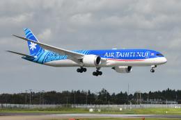 saoya_saodakeさんが、成田国際空港で撮影したエア・タヒチ・ヌイ 787-9の航空フォト(写真)