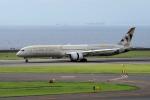 yabyanさんが、中部国際空港で撮影したエティハド航空 787-10の航空フォト(飛行機 写真・画像)
