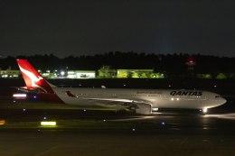 Mochi7D2さんが、成田国際空港で撮影したカンタス航空 A330-303の航空フォト(飛行機 写真・画像)
