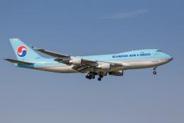 Y-Kenzoさんが、成田国際空港で撮影した大韓航空 747-4B5F/SCDの航空フォト(写真)