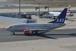 k-spotterさんが、フランクフルト国際空港で撮影したスカンジナビア航空 737-683の航空フォト(写真)