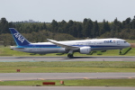 ANA744Foreverさんが、成田国際空港で撮影した全日空 787-9の航空フォト(写真)