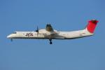 ITM58さんが、福岡空港で撮影した日本エアコミューター DHC-8-402Q Dash 8の航空フォト(飛行機 写真・画像)