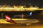 yonsuさんが、シドニー国際空港で撮影したカンタス航空 747-438の航空フォト(写真)