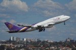 yonsuさんが、シドニー国際空港で撮影したタイ国際航空 747-4D7の航空フォト(写真)