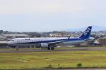 鴎の爪団さんが、高知空港で撮影した全日空 A321-272Nの航空フォト(写真)
