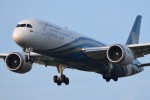 k-spotterさんが、ロンドン・ヒースロー空港で撮影したオマーン航空 787-9の航空フォト(写真)
