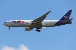 ぽんさんが、成田国際空港で撮影したフェデックス・エクスプレス 777-FS2の航空フォト(写真)