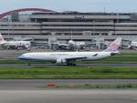 カップメーンさんが、羽田空港で撮影したチャイナエアライン A330-302の航空フォト(飛行機 写真・画像)
