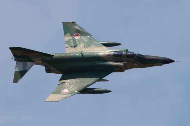 EXIA01さんが、八雲分屯基地で撮影した航空自衛隊 RF-4E Phantom IIの航空フォト(飛行機 写真・画像)