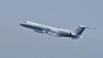 オキシドールさんが、羽田空港で撮影した海上保安庁 G-V Gulfstream Vの航空フォト(写真)