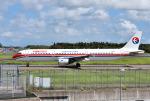 mojioさんが、成田国際空港で撮影した中国東方航空 A321-211の航空フォト(飛行機 写真・画像)