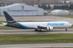 masa707さんが、ポートランド国際空港で撮影したアマゾン・プライム・エア 767-33A/ER(BDSF)の航空フォト(写真)