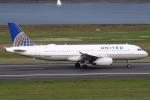 masa707さんが、ポートランド国際空港で撮影したユナイテッド航空 A320-232の航空フォト(飛行機 写真・画像)