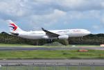 mojioさんが、成田国際空港で撮影した中国東方航空 A330-243の航空フォト(飛行機 写真・画像)