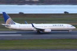 masa707さんが、ポートランド国際空港で撮影したユナイテッド航空 737-924/ERの航空フォト(飛行機 写真・画像)