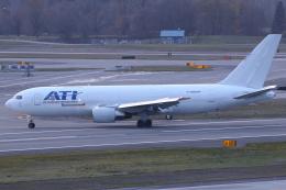 masa707さんが、ポートランド国際空港で撮影したカーゴ・エアクラフト・マネージメント 767-223(BDSF)の航空フォト(飛行機 写真・画像)