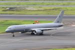 たまさんが、羽田空港で撮影したニュージーランド空軍 757-2K2の航空フォト(写真)
