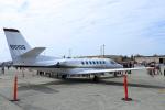 Wasawasa-isaoさんが、横田基地で撮影したアメリカ陸軍 UC-35A Citation Ultra (560)の航空フォト(飛行機 写真・画像)