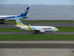 カップメーンさんが、羽田空港で撮影したAIR DO 737-781の航空フォト(写真)