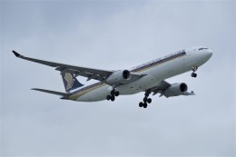 TG36Aさんが、台湾桃園国際空港で撮影したシンガポール航空 A310-324の航空フォト(飛行機 写真・画像)