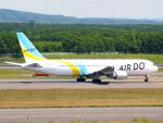 むらさめさんが、新千歳空港で撮影したAIR DO 767-33A/ERの航空フォト(写真)
