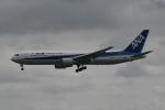 turenoアカクロさんが、那覇空港で撮影した全日空 767-381/ERの航空フォト(写真)