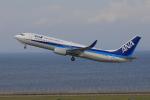 わんだーさんが、中部国際空港で撮影した全日空 737-881の航空フォト(写真)