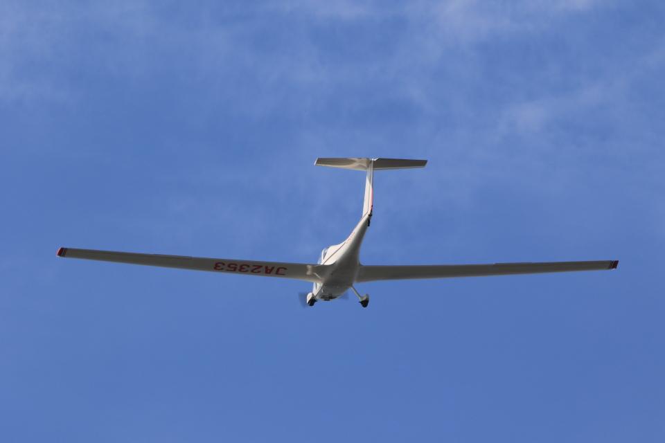Tomochanさんの日本個人所有 Grob G109 (JA2353) 航空フォト