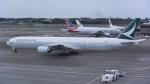 パンダさんが、成田国際空港で撮影したキャセイパシフィック航空 777-31Hの航空フォト(写真)
