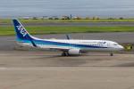 Koenig117さんが、羽田空港で撮影した全日空 737-881の航空フォト(写真)