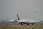 hirokongさんが、羽田空港で撮影したデルタ航空 A350-941XWBの航空フォト(写真)