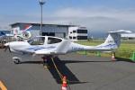 MOR1(新アカウント)さんが、北九州空港で撮影した日本法人所有 DA40 NG Diamond Starの航空フォト(写真)