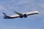武彩航空公司(むさいえあ)さんが、成田国際空港で撮影したアエロフロート・ロシア航空 777-3M0/ERの航空フォト(写真)