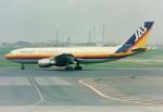 エルさんが、羽田空港で撮影した日本エアシステム A300B4-2Cの航空フォト(写真)