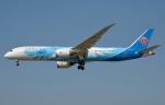 IL-18さんが、ロンドン・ヒースロー空港で撮影した中国南方航空 787-9の航空フォト(写真)