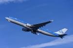 Frankspotterさんが、アムステルダム・スキポール国際空港で撮影したKLMオランダ航空 A330-303の航空フォト(写真)