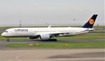 鉄バスさんが、羽田空港で撮影したルフトハンザドイツ航空 A350-941の航空フォト(飛行機 写真・画像)