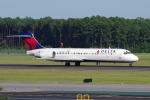 zettaishinさんが、ローリー・ダーラム国際空港で撮影したデルタ航空 717-231の航空フォト(写真)