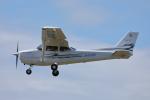nobu_32さんが、調布飛行場で撮影したアイベックスアビエイション 172S Skyhawk SPの航空フォト(写真)