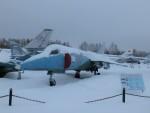 Smyth Newmanさんが、モニノ空軍博物館で撮影したロシア海軍 Yak-38の航空フォト(写真)